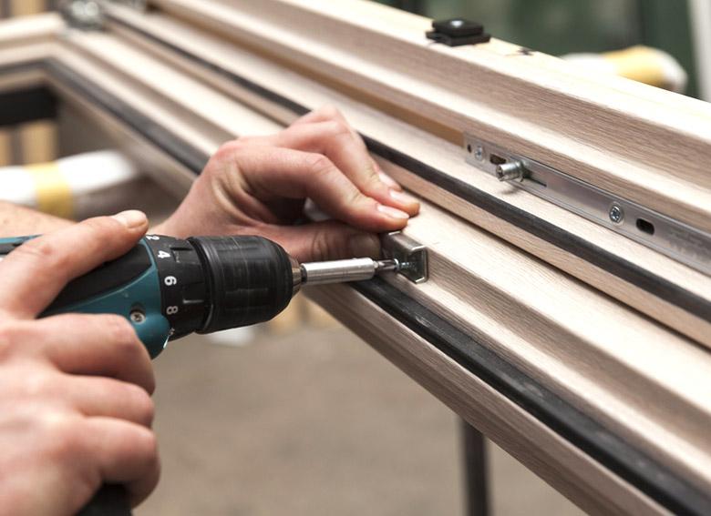 Holzfenster bauen